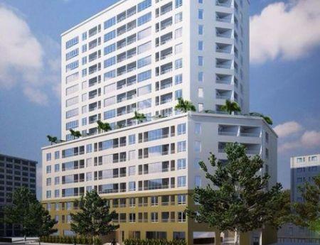 Bán căn hộ Hunhud Hoàng Quốc Việt-giá 26tr/m2-vị trí đắc địa