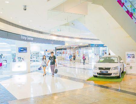 Bán kiot, mặt bằng kinh doanh Oriental Plaza, Q Tân Phú