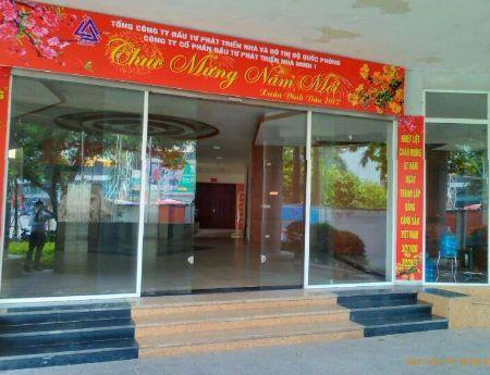 Cho thuê mặt bằng kinh doanh tại 86 Lê Trọng Tấn, Thanh Xuân, Hà Nội