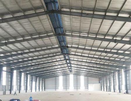 Cho thuê nhà xưởng giá rẻ tại Bắc Ninh 3910m2 ở cụm CN Trí Quả Hà Mãn