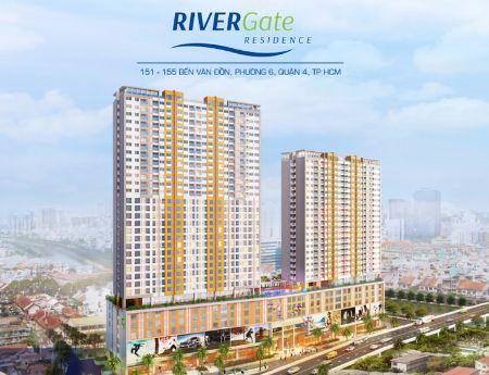 Cần bán CH RiverGate 73m2 2PN Block A nhà thô giá 4.2 tỷ 0901.06.1368(Mr.Ngọc)