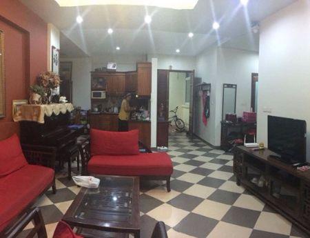 Cho thuê căn hộ chung cư tại 36 Nguyễn Hoàng, Mỹ Đình 2, Nam Từ Liêm, Hà Nội- 132m2 giá 12 triệu/th