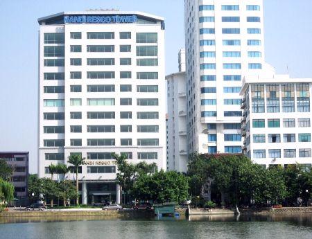 Cho thuê văn phòng Handiresco, 521 Kim Mã diện tích đa dạng.