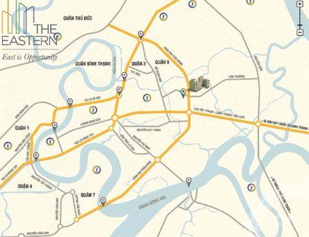 Cần Bán căn hộ The Eastern Quận 9 Clock B,full nội thất 2.5 tỷ 96m^2 giao nhà ngây!