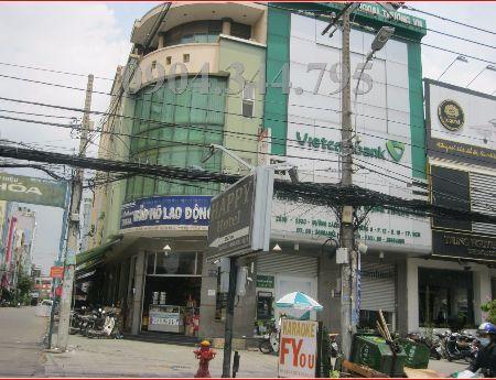 Cho thuê góc 2 mặt tiền Hàn Thuyên, Quận 1