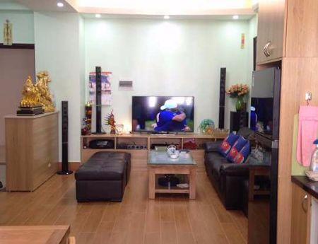 Nhà có 1 căn hộ nhiều lộc cần bán-KĐT Nam Cường Hoàng Quốc Việt do chuyển công tác.