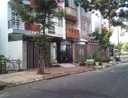 Bán đất mặt tiền Lê Văn Lương, xã phước Kiển, Nhà Bè. Giá 49 triệu/m2