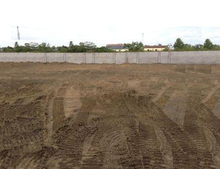 Cho thuê đất 10.000m2 giá rẻ có cắt nhỏ tại Thanh Trì Hà Nội làm kho bãi, nhà xưởng