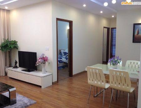 Cần cho thuê căn hộ 63m2 ( 2PN) full đồ- 10 triệu/tháng- chung cư Nghĩa Đô