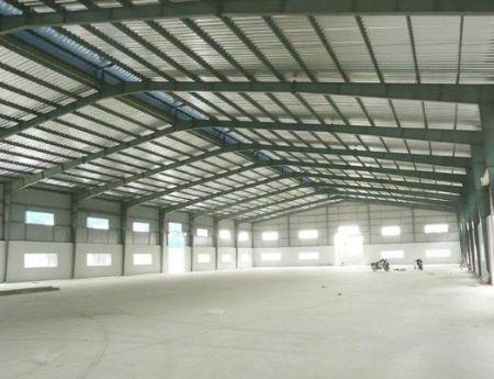 Cho thuê nhà xưởng 12OOm2 tại Phả Lại Hải Dương có nhà VP 200m2