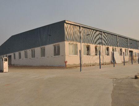 Bán đất và nhà xưởng tại khu công nghiệp Phú Nghĩa Hà Nội 4000m2 mới đẹp