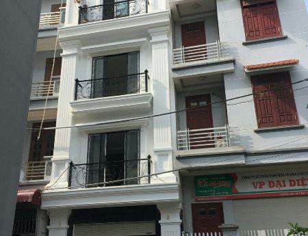 Nhà 5 tầng tư đình, thanh khoản nhanh, giá cạnh tranh!!! -