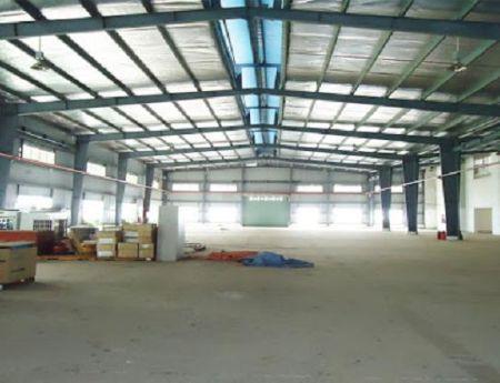 Cho thuê nhà xưởng rộng 1000m2 tại Hưng Yên, Yên Mỹ container đi lại thoải mái
