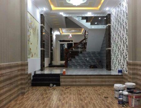 Cho thuê nhà nguyên căn mặt tiền Nguyễn Thị Thập 3 lầu, cách Lotte Mart 50m