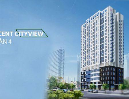 Căn hộ  Ascent Cityview