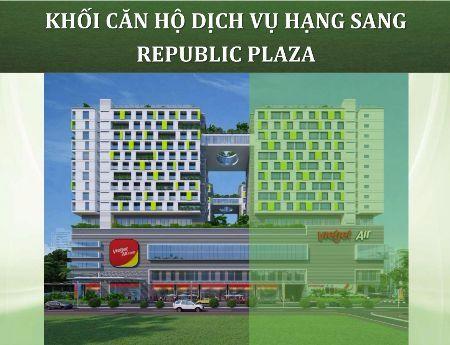Căn hộ Republic Plaza