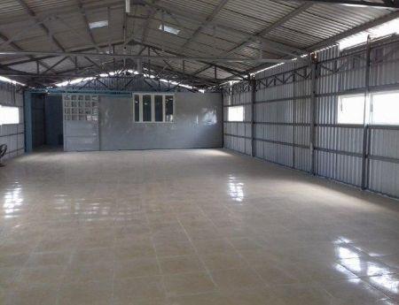Cho thuê nhà xưởng tại Hoàng Mai Hà Nội mặt phố Lĩnh Nam 60m2x4 tầng
