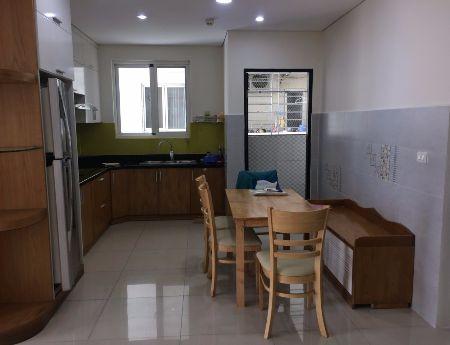 Cho thuê căn hộ cao cấp The Flemington Q.11, 86m2, 3PN, 18.5tr/tháng, nội thất đầy đủ