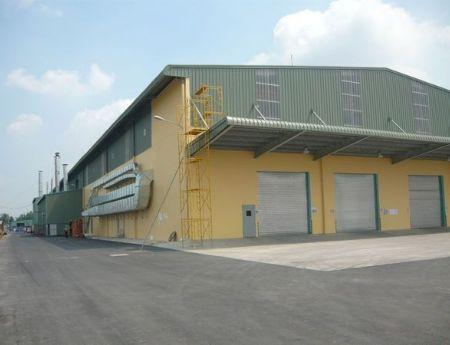 Cho thuê nhà xưởng, kho tiêu chuẩn tại Gia Lâm Hà Nội 600m2 ở cụm CN Bát Tràng