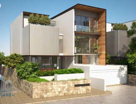 Bán biệt thự Holm villas ven sông Quận 2 768m2 5pn sân vườn hồ bơi