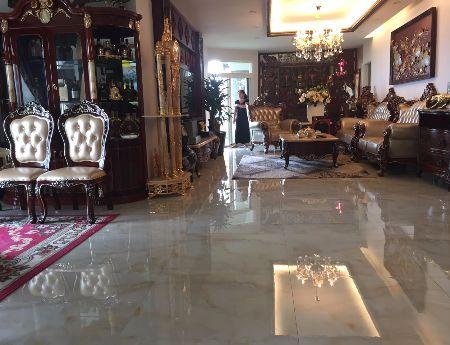 Cần bán căn hộ cao cấp The Flemington Sky Villa, Dt 220m2, 3PN, 11.5 tỷ, view trường đua Phú Thọ
