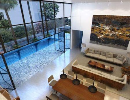 Serenity Sky Villa dự án biệt thự trên không Quận 3 bán căn hộ 3PN giá chủ đầu tư