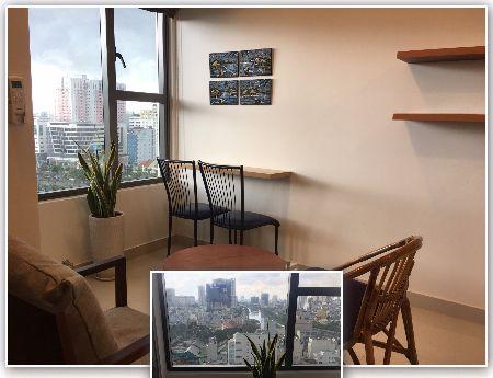 Cần sang nhượng căn hộ Officetel RiverGate Q4, Giá 1 tỷ 640