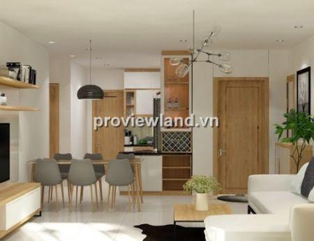 Căn hộ Hùng Vương Plaza cần bán tại tầng cao DT 121m2 3PN Block A