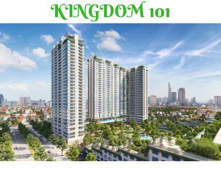 Căn hộ Kingdom 101 - Mặt tiền Tô Hiến Thành - Chỉ 50tr/m2