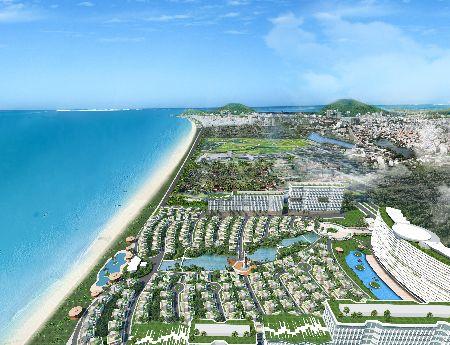 Đất nền biệt thự Vũng Tàu Regency 100% view biển