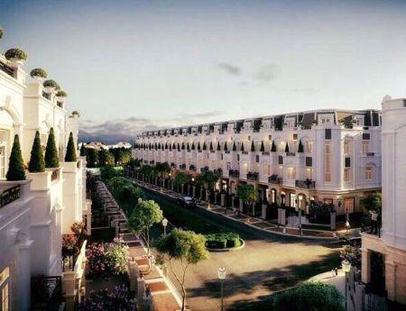 Cần bán nhà phố Phạm Văn Đồng, liền kề TTTM PVĐ, thanh toán 50% nhận nhà, giá 7.8 tỷ, 4 tầng