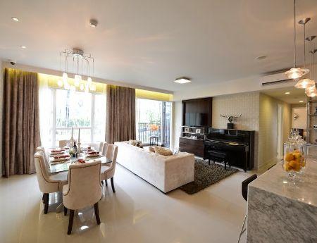 Masteri Thao Dien apartment for rent 1-3 bedrooms