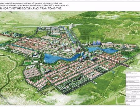 Bán dự án Chung Cư B2.1 HH03 Thanh Hà giá gốc CĐT LH: 0963933669