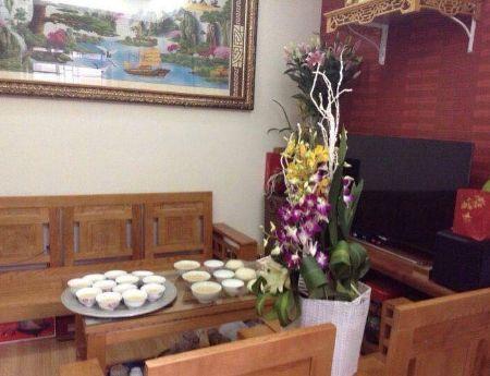 Sự lựa chọn số 1 về chung cư mini- Chung cư ngã4 Võ chí công- Chợ Bưởi- Hồ tây