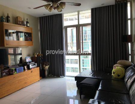 Căn hộ The Vista 3 phòng ngủ bán với diện tích 138m2