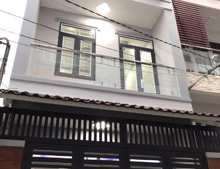 Cho thuê nhà làm văn phòng 1 lầu, đường 47 Tân Quy, giá 15tr/tháng