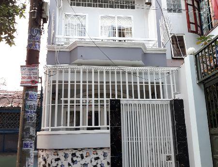 Bán nhà hẻm 214/C Nguyễn Trãi P.Nguyễn Cư Trinh Q1 3,5x15 8 tỷ
