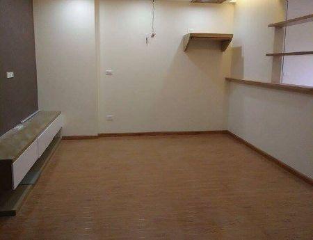 Chính chủ bán căn hộ 76m2 thiết kế 2 phòng ngủ cửa chính Tây, ban công Đông đã hoàn thiện cơ bản