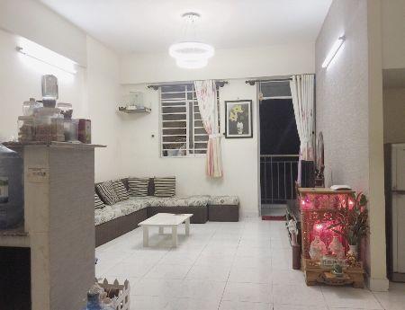 Cần bán gấp căn hộ Lê Thành Block A, 71m2, 2PN, 1.16 tỷ, 2 Toilet, căn vị trí  góc, sổ hồng