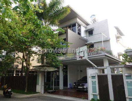 Riveria Cove villa for rent in District 9 420sqm price 24 billion