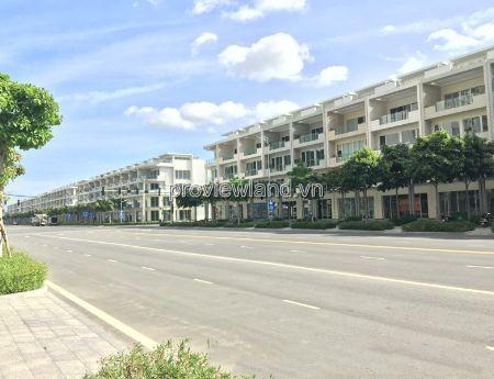 2 căn nhà phố Sala Đại Quang Minh 2 mặt tiền có diện tích 114m2