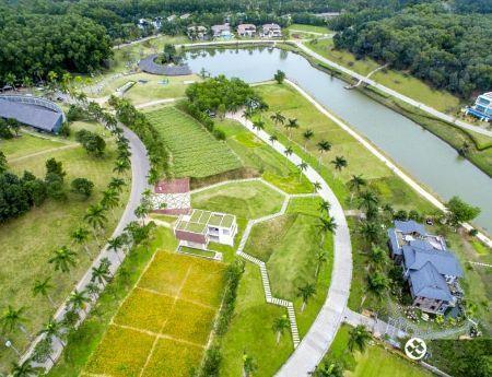 Bán đất Đại Lải Vĩnh Phúc gần Flamingo 2800m đến 35000m giá rẻ tiện KD, trang trại, nghỉ dưỡng