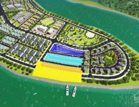 KDC mới ở Long Thuận 3 view sông  ở Q9 , dt 69m2, 32,6tr/m2