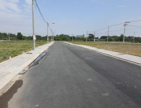 Bán nền đất ở đường 8 phường Long Phước Q9, dt 52m2, giá 990tr/nền