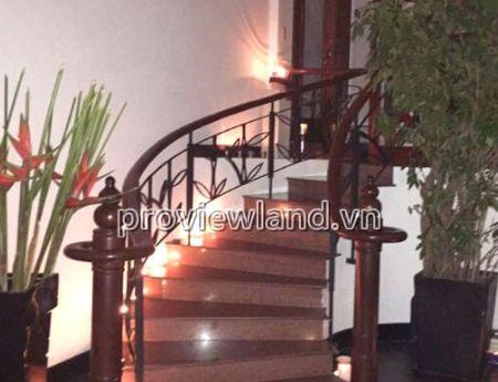 Biệt thự Thảo Điền diện tích 454m2 2 tầng 5pn cần bán