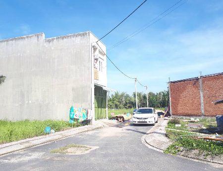 Bán nền đất ở đường Long thuận thuộc phường Trường Thạnh, dt 52m2, giá 1,355 tỷ