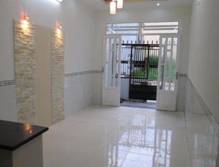 Bán nhà mặt tiền Đường số Phường Bình Thuận, Quận 7 giá 5 tỷ.