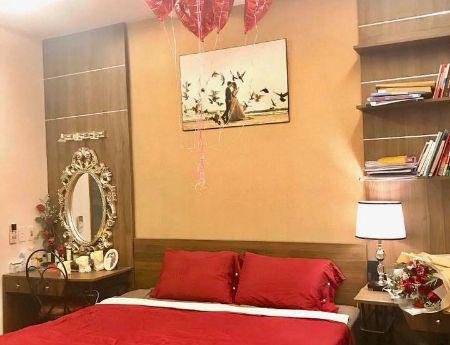 Nhà tuyệt đẹp, nội thất xịn Phạm Văn Đồng vài bước chân ra mặt phố 45m2x6tầng giá chỉ 3,7tỷ