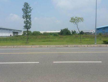 Cho thuê đất trống tại mặt QL21A Hòa Lạc Hà Nội 6020m2 có thể thuê từng phần