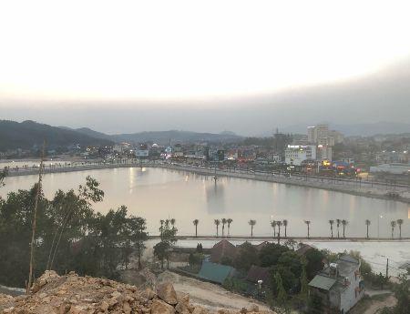 Suất ngoại giao 20 nền đồi biệt thự Hạ Long, 15 triệu/m2